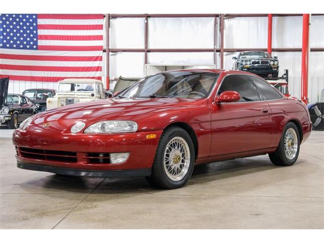 1993 Lexus SC400 (CC-1446258) for sale in Kentwood, Michigan