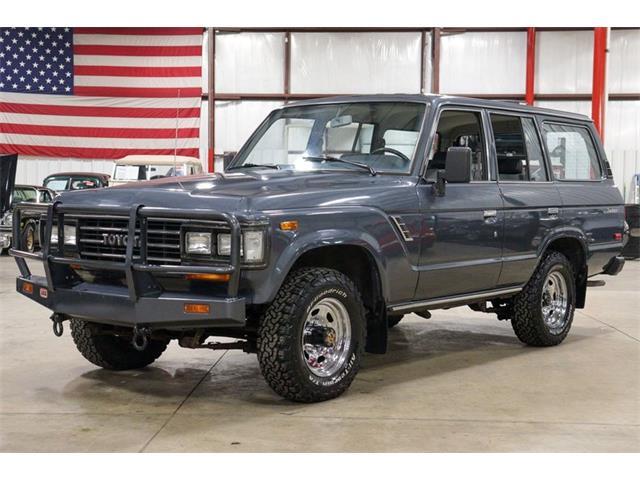 1990 Toyota Land Cruiser FJ (CC-1446260) for sale in Kentwood, Michigan