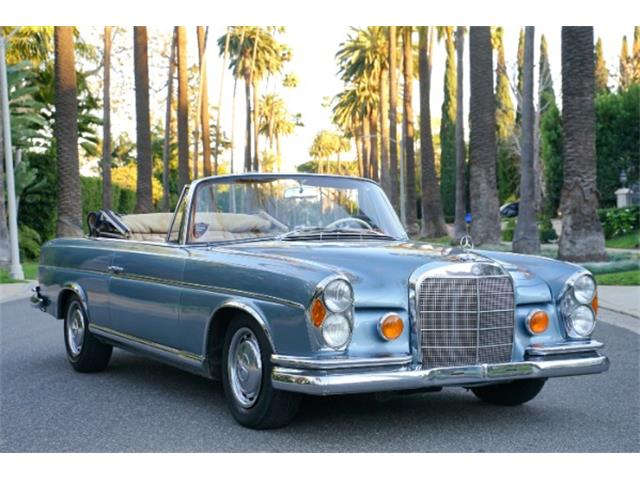 1967 Mercedes-Benz 300SE (CC-1446264) for sale in Beverly Hills, California