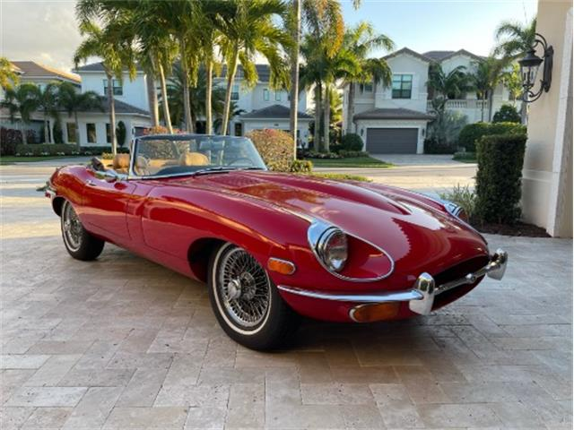 1970 Jaguar XKE (CC-1446269) for sale in Beverly Hills, California