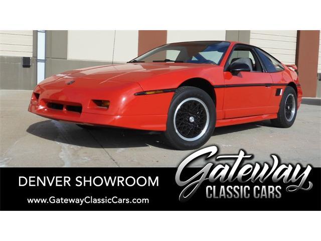 1988 Pontiac Fiero (CC-1446270) for sale in O'Fallon, Illinois