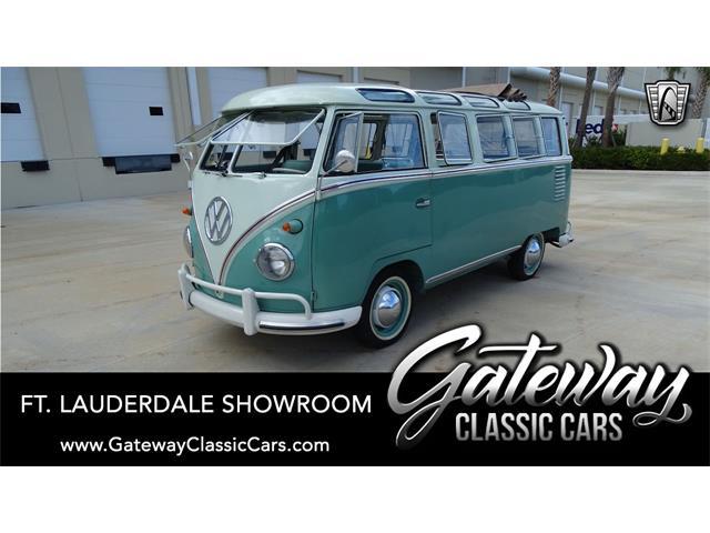 1961 Volkswagen Transporter (CC-1446285) for sale in O'Fallon, Illinois