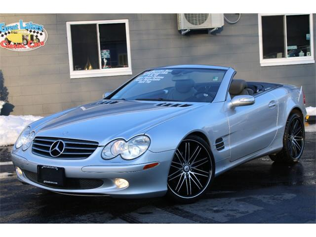 2005 Mercedes-Benz SL-Class (CC-1446287) for sale in Hilton, New York