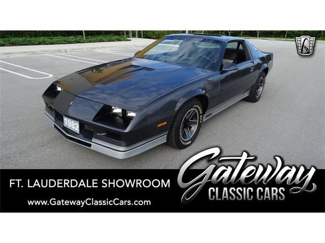 1982 Chevrolet Camaro (CC-1446291) for sale in O'Fallon, Illinois