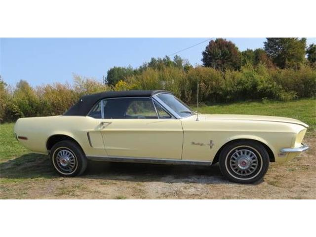 1968 Ford Mustang (CC-1446295) for sale in Cadillac, Michigan