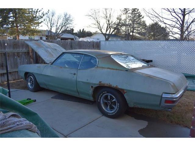 1970 Pontiac GTO (CC-1446303) for sale in Cadillac, Michigan