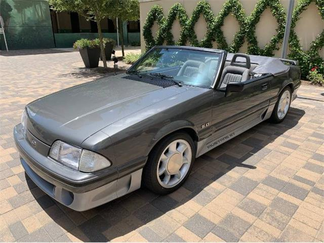 1988 Ford Mustang (CC-1446316) for sale in Cadillac, Michigan