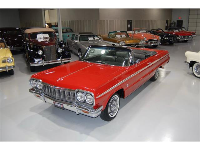 1964 Chevrolet Impala (CC-1440632) for sale in Rogers, Minnesota