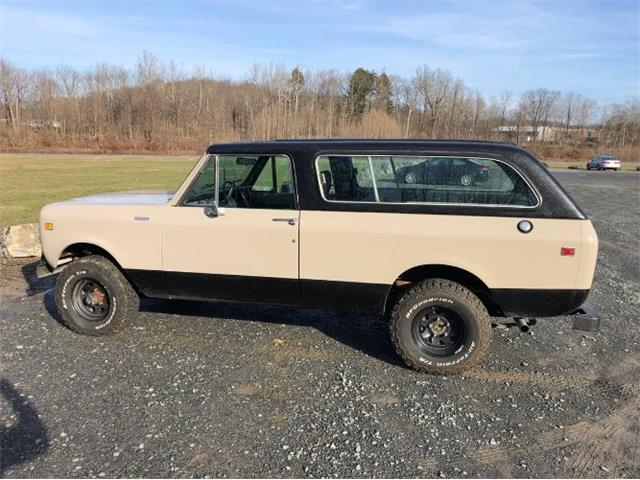 1980 International Scout (CC-1446320) for sale in Cadillac, Michigan