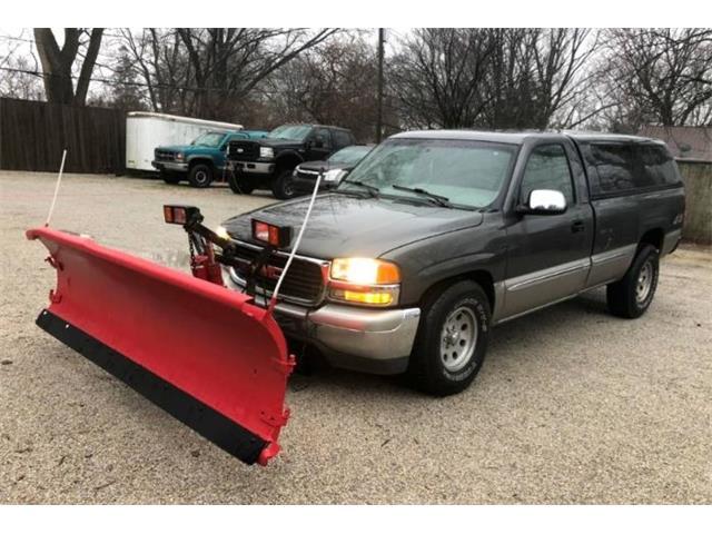 2000 GMC Sierra (CC-1446325) for sale in Cadillac, Michigan