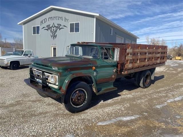 1963 Chevrolet C60 (CC-1446330) for sale in Cadillac, Michigan