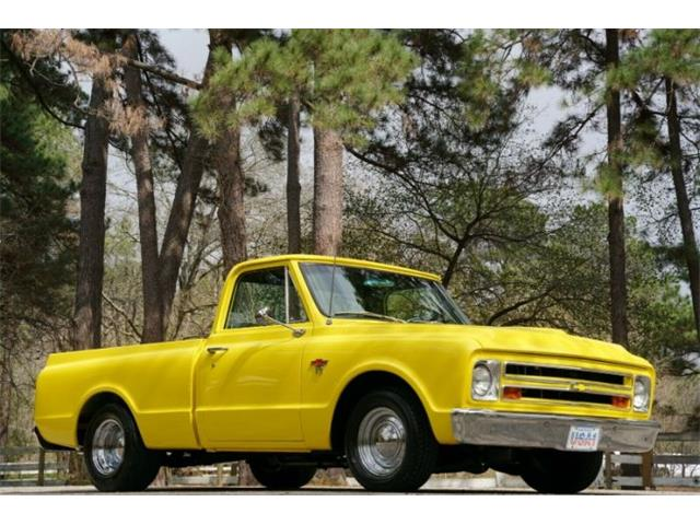 1968 Chevrolet C10 (CC-1446334) for sale in Cadillac, Michigan