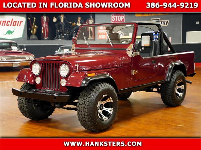 1981 Jeep CJ8 Scrambler (CC-1440634) for sale in Homer City, Pennsylvania