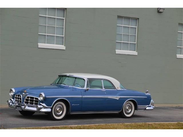 1955 Chrysler Imperial (CC-1446342) for sale in Cadillac, Michigan