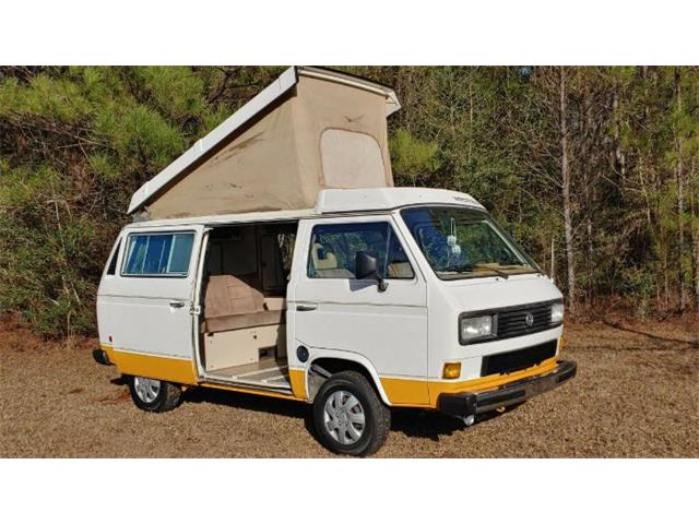 1986 Volkswagen Westfalia Camper (CC-1446346) for sale in Cadillac, Michigan