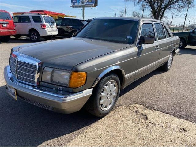 1989 Mercedes-Benz 420SEL (CC-1446349) for sale in Cadillac, Michigan