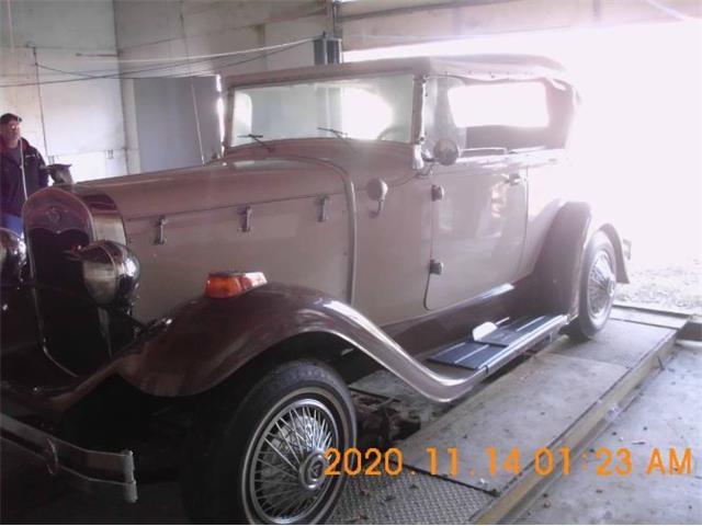 1930 Ford Phaeton (CC-1446352) for sale in Cadillac, Michigan