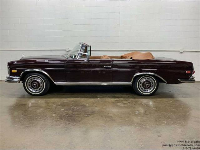 1967 Mercedes-Benz 300SE (CC-1446354) for sale in Cadillac, Michigan