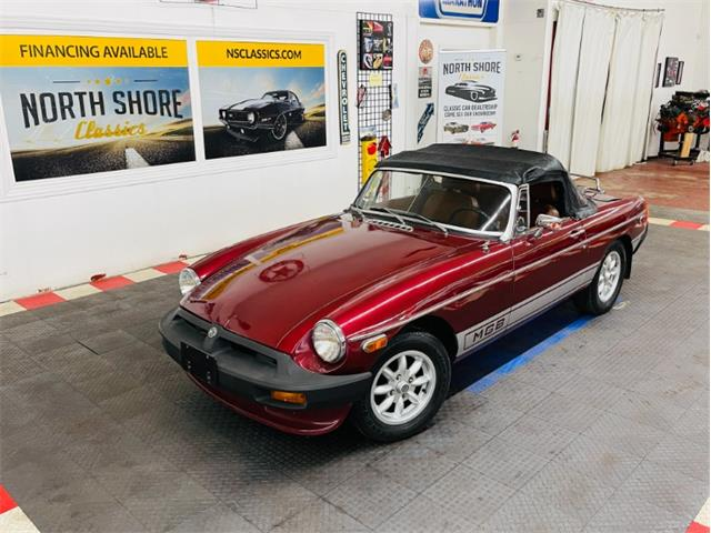 1980 MG MGB (CC-1440637) for sale in Mundelein, Illinois