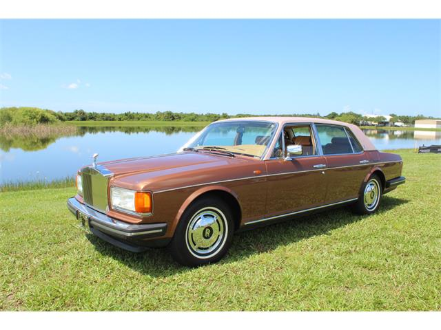 1982 Rolls-Royce Silver Spur (CC-1446397) for sale in Lakeland, Florida