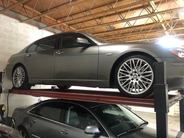 2007 BMW 7 Series (CC-1440064) for sale in Palm Springs, California