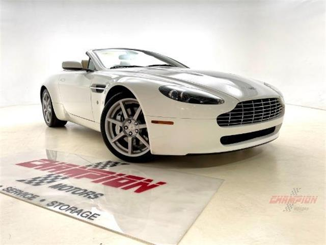 2008 Aston Martin Vantage (CC-1446410) for sale in Syosset, New York