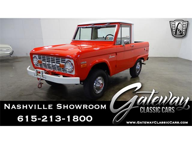 1971 Ford Bronco (CC-1446429) for sale in O'Fallon, Illinois