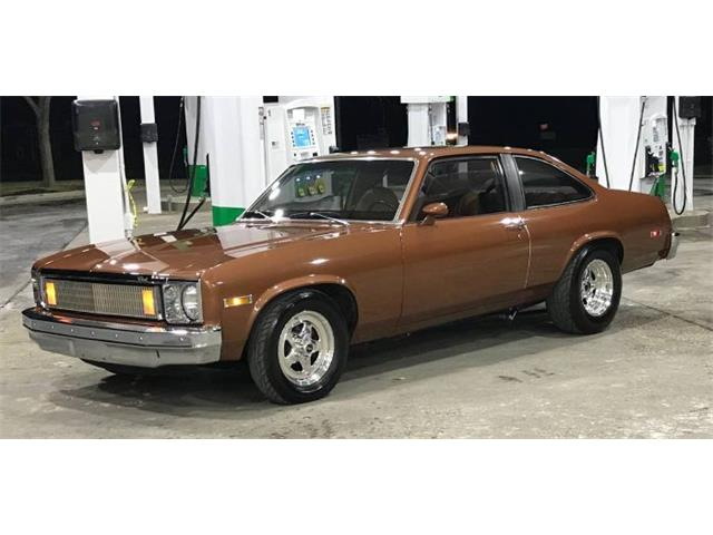 1978 Chevrolet Nova (CC-1440643) for sale in Cadillac, Michigan