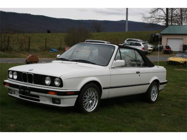 1992 BMW 3 Series (CC-1440644) for sale in Cadillac, Michigan