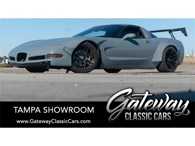 2001 Chevrolet Corvette (CC-1446452) for sale in O'Fallon, Illinois