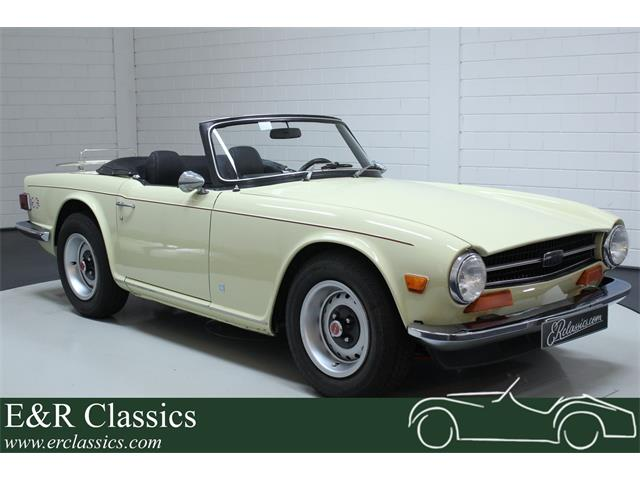 1970 Triumph TR6 (CC-1446458) for sale in Waalwijk, [nl] Pays-Bas