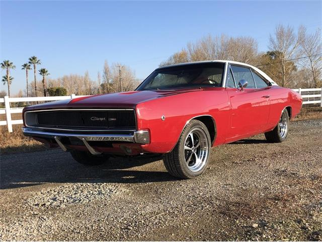1968 Dodge Charger (CC-1446468) for sale in Brentwood, California