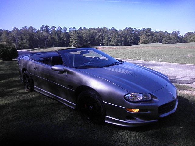 2001 Chevrolet Camaro Z28 (CC-1446474) for sale in Santee, South Carolina