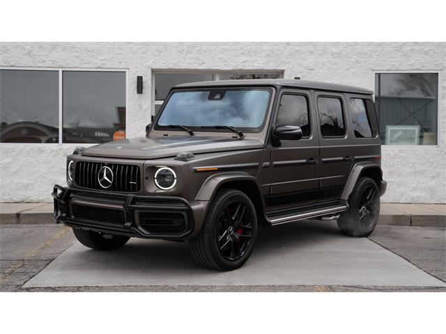 2020 Mercedes-Benz G63 (CC-1446481) for sale in Salt Lake City, Utah