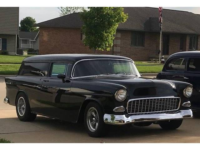 1955 Chevrolet Sedan Delivery (CC-1440649) for sale in Cadillac, Michigan
