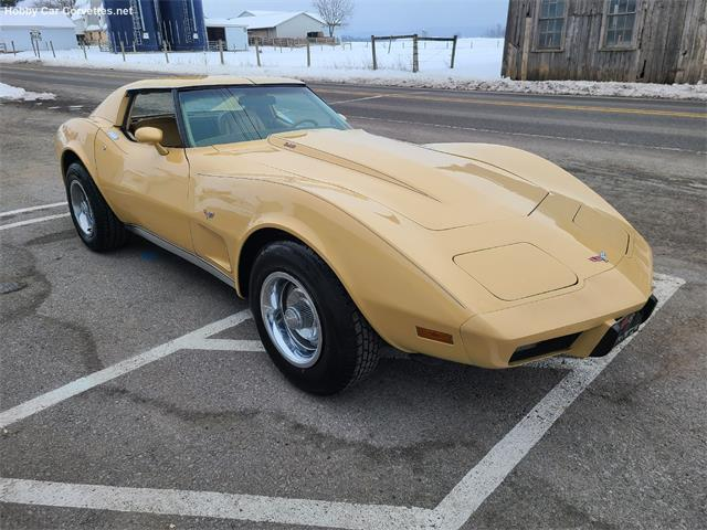 1977 Chevrolet Corvette (CC-1446498) for sale in martinsburg, Pennsylvania