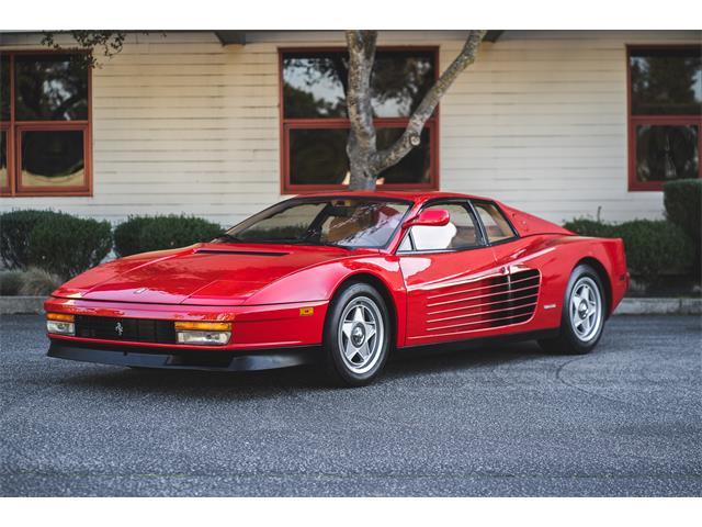 1986 Ferrari Testarossa (CC-1446501) for sale in Monterey, California