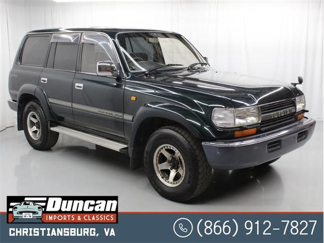 1993 Toyota Land Cruiser FJ (CC-1446514) for sale in Christiansburg, Virginia