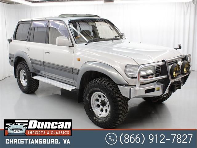 1995 Toyota Land Cruiser FJ (CC-1446515) for sale in Christiansburg, Virginia