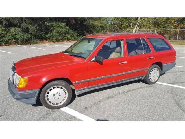 1988 Mercedes-Benz 300TE (CC-1440652) for sale in Cadillac, Michigan