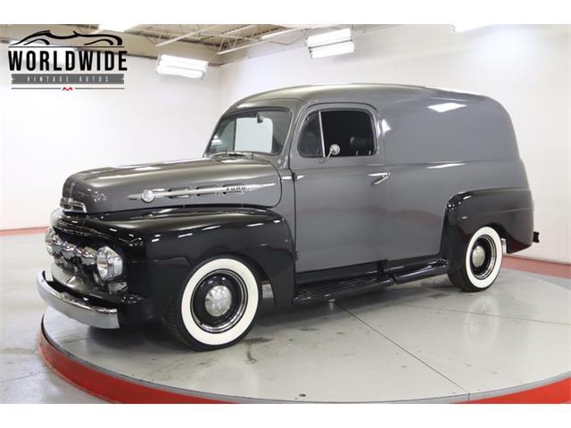 1951 Ford F1 (CC-1446520) for sale in Denver , Colorado