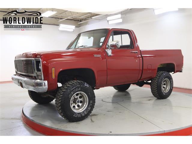 1979 GMC Sierra (CC-1446530) for sale in Denver , Colorado