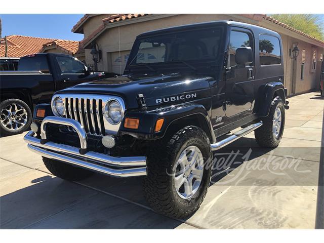 2005 Jeep Wrangler (CC-1446531) for sale in Scottsdale, Arizona