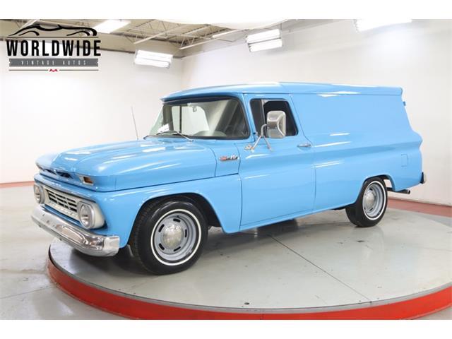 1962 Chevrolet Panel Truck (CC-1446535) for sale in Denver , Colorado