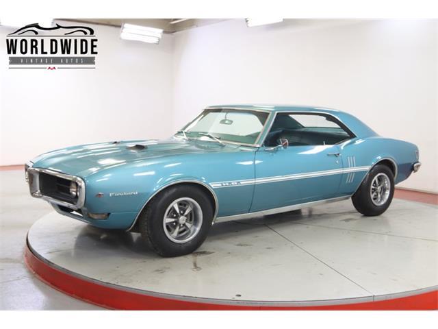 1968 Pontiac Firebird (CC-1446546) for sale in Denver , Colorado