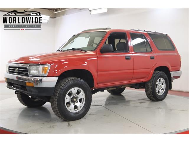 1995 Toyota 4Runner (CC-1446548) for sale in Denver , Colorado