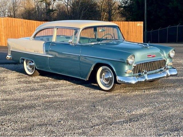 1955 Chevrolet Bel Air (CC-1446558) for sale in Greensboro, North Carolina