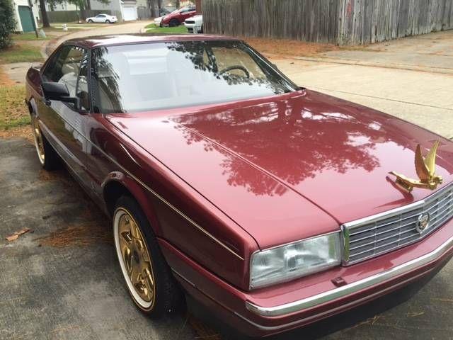 1987 Cadillac Allante (CC-1440656) for sale in Cadillac, Michigan