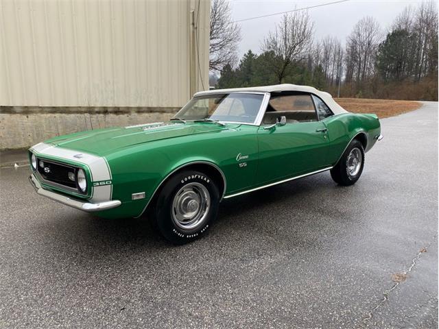 1968 Chevrolet Camaro (CC-1446561) for sale in Greensboro, North Carolina