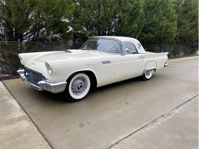 1957 Ford Thunderbird (CC-1446565) for sale in Greensboro, North Carolina